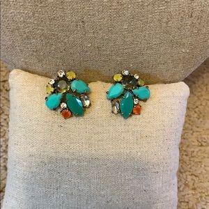 Stella & Dot Naomi Cluster Earring